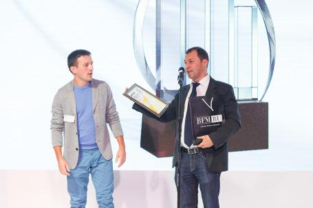 Андрей Кощеев (ДомаВкуснее) и Илья Копелевич (Business FM)