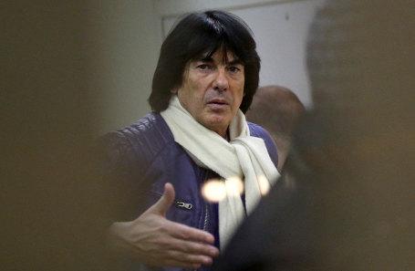 Лидер французской музыкальной группы Space Дидье Маруани.
