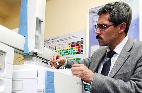 Бывший директор Московской антидопинговой лаборатории Григорий Родченков.