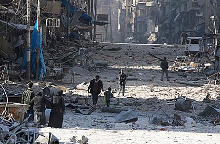 Сирийская оппозиция: Российская Федерация оттягивает решение вопроса поАлеппо