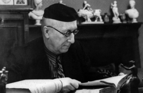 Русский ученый Алексей Лосев, 1961 год
