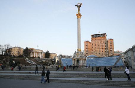 Вид города Киева.