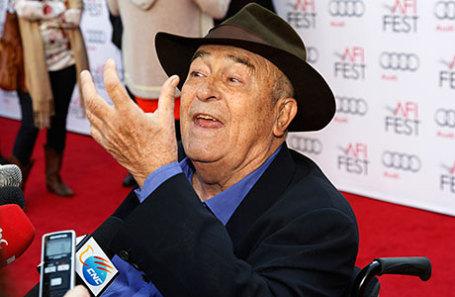 Итальянский кинорежиссёр Бернардо Бертолуччи.