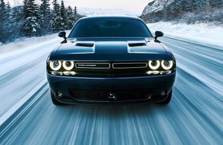 Появились первые официальные фото Dodge Challenger GT