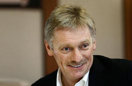 Заместитель руководителя администрации президента РФ, пресс-секретарь президента РФ Дмитрий Песков.