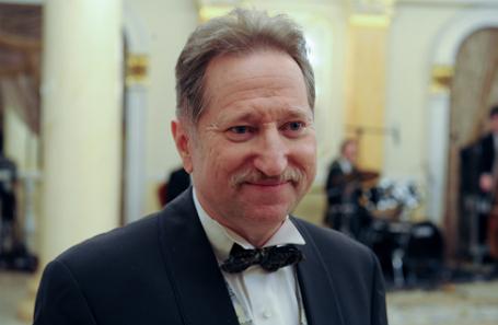 Михаил Бергер.