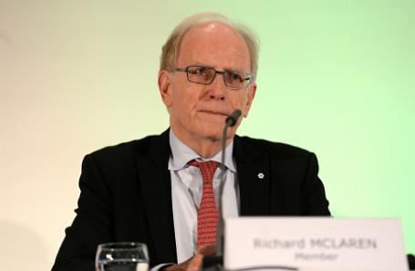 Ричард Макларен.