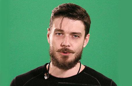 Актер Максим Матвеев.