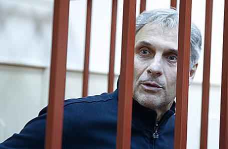 Александр Хорошавин.