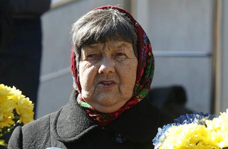 Мария Савченко.