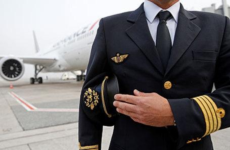 Каждый восьмой пилот страдает клинической депрессией