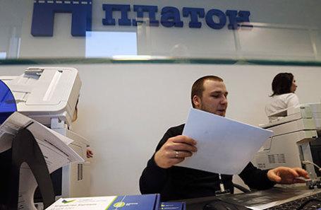 «Платон» несможет собрать запланированные 20 млрд руб.
