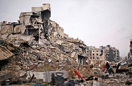 Алеппо, Сирия.