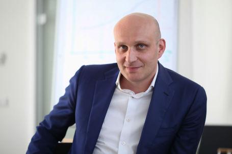 Роман Зильбер, руководитель управления по работе с малым бизнесом Райффайзенбанка.