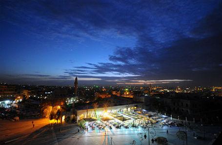 Алеппо в 2008 году.