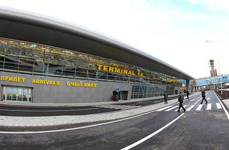 Терминал 1А международного аэропорта «Казань».