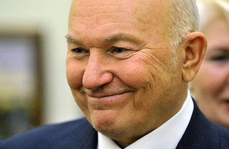 Экс-мэр Москвы Юрий Лужков.