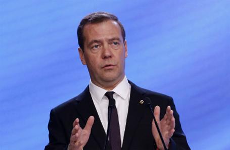 Дмитрий Медведев.