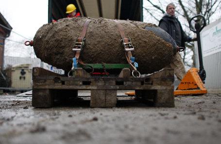 ВГермании эвакуируют 50 тыс. человек из-за подрыва бомбы