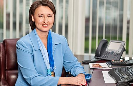 Генеральный директор ЗАО «Дон-Строй Инвест» Алена Дерябина.