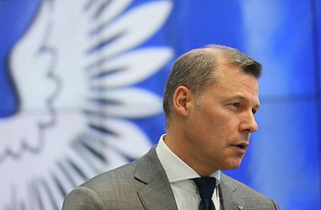 Дмитрий Страшнов.