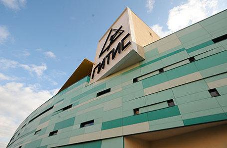 Здание нового учебного театра Российской академии театрального искусства ГИТИС.