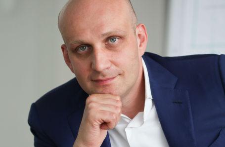 Роман Зильбер, руководитель управления по работе с малым бизнесом Райффайзенбанка. Фото: Райффайзенбанк