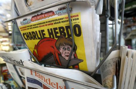 Французский сатирический еженедельник