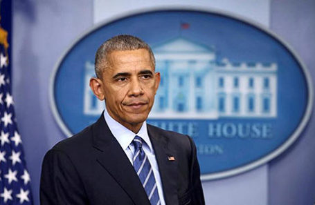 Президент США Барак Обама.