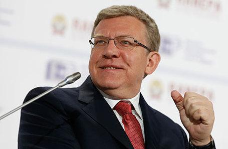 Председатель Совета Центра стратегических разработок Алексей Кудрин.