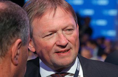 Председатель Партии роста, уполномоченный при президенте РФ по защите прав предпринимателей Борис Титов.
