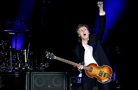 Маккартни подал всуд на Сони Music из-за прав на250 песен