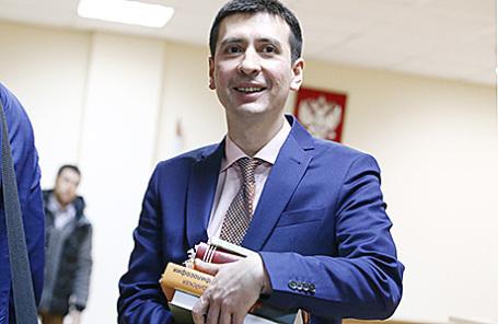 Дмитрий Угай.