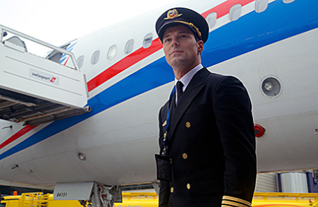 Кадр из фильма «Экипаж» режиссера Николая Лебедева.