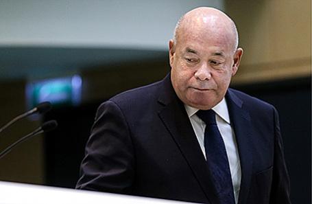 Михаил Швыдкой.