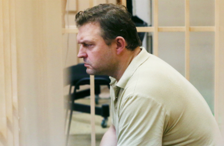 Бывший губернатор Кировской области Никита Белых, обвиняемый в получении взятки в размере 400 тысяч евро