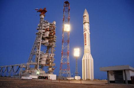 Ракета-носитель «Протон-М».