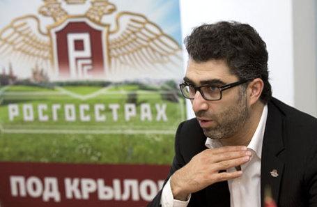 Данил Хачатуров.