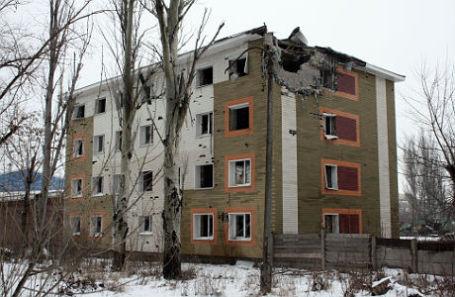Ситуация в городе Авдеевке Донецкой области.