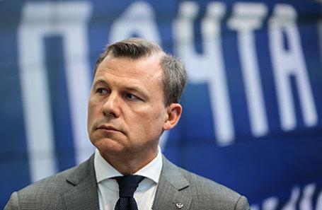Генеральный директор «Почты России» Дмитрий Страшнов.
