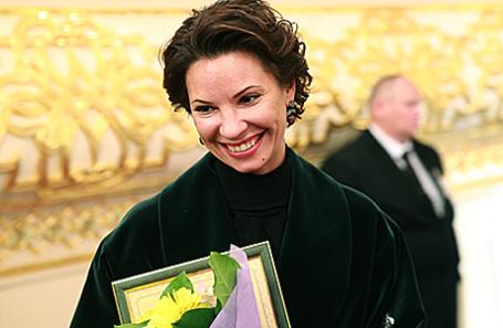 Мария Александрова.