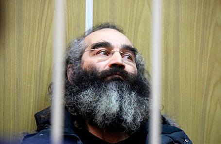 Бизнесмен Рашид Бозиев, подозреваемый в убийстве представителя кредитора.