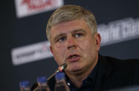 Президент промоутерской компании «Мир бокса» Андрей Рябинский.