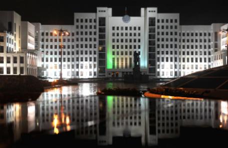 Дом правительства Республики Беларусь.