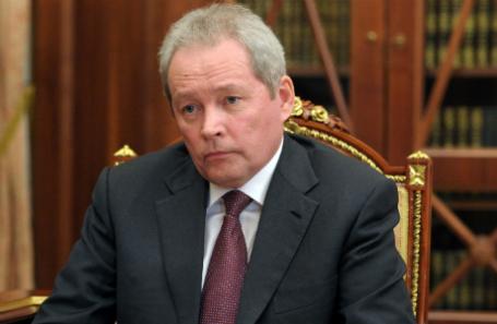 Губернатор Пермского края Виктор Басаргин.