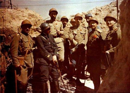 Экспедиционный корпус Российской армии во Франции. Лето 1916 года, Шампань.
