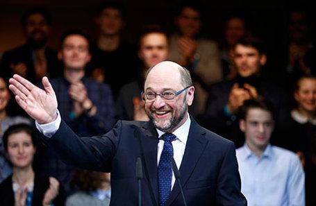 Экс-председатель Европарламента Мартин Шульц.