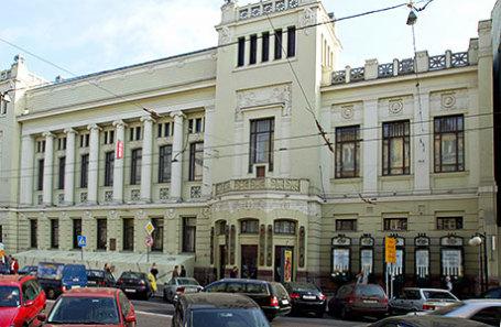 Театр «Ленком».