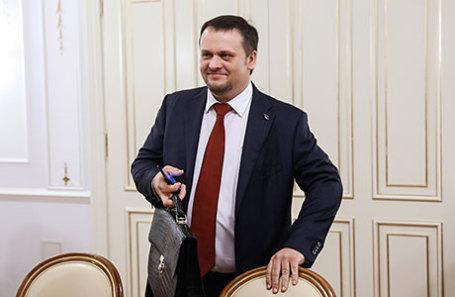 Генеральный директор Агентства стратегических инициатив Андрей Никитин.