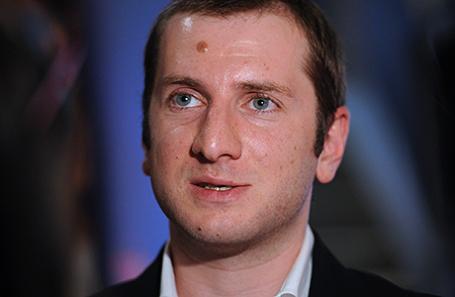 Резо Гигинеишвили.